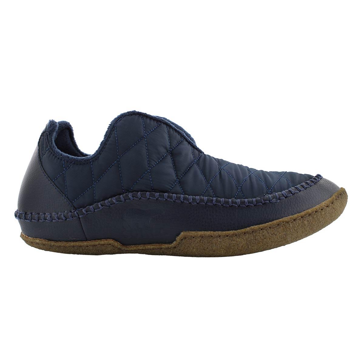 Mns Manawan collegiate navy slipper