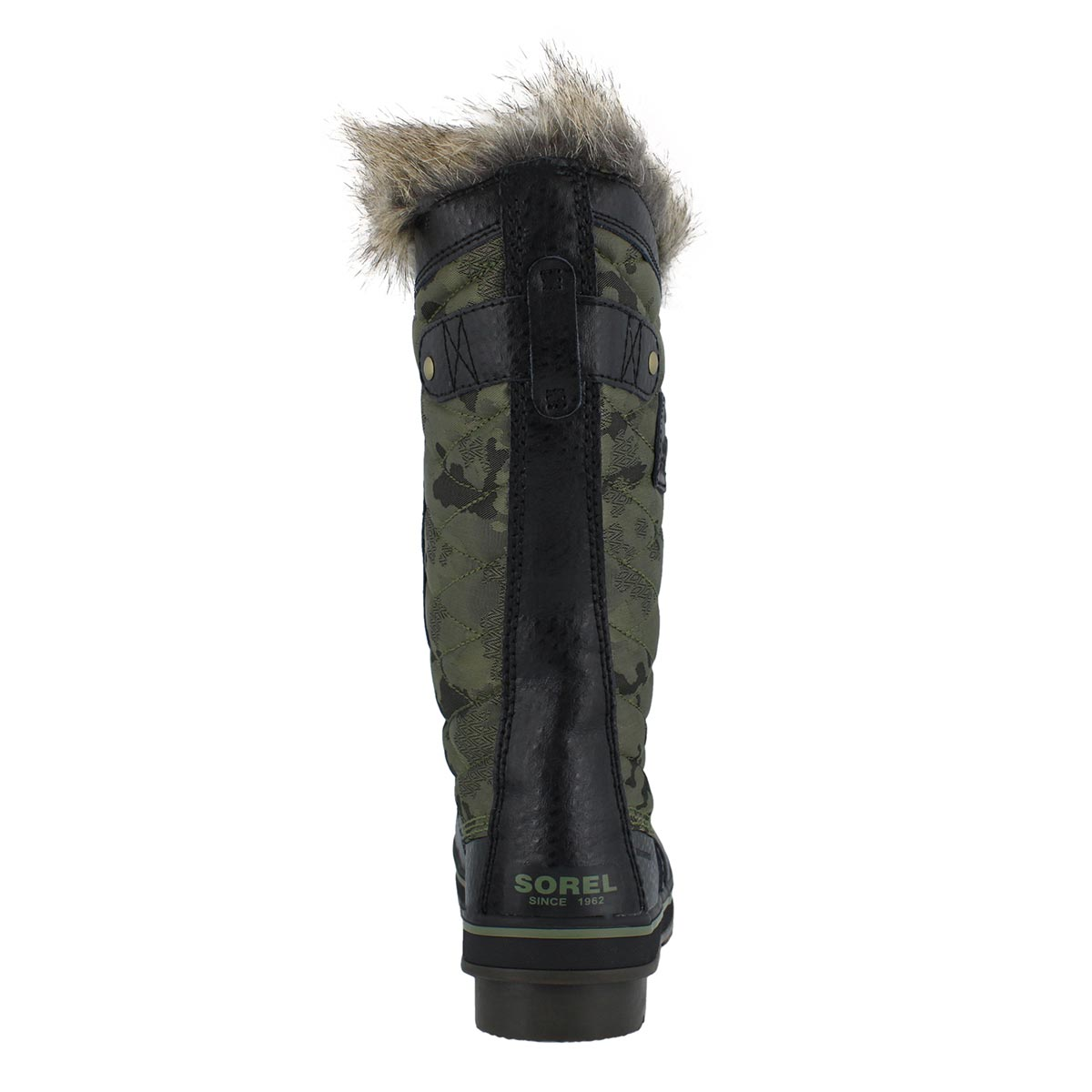 Lds Tofino II hiker green wtpf boot