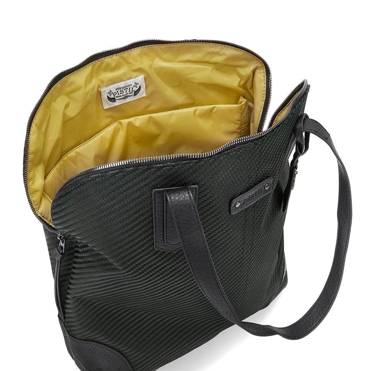 Lds Sure Thing obsidian shoulder bag