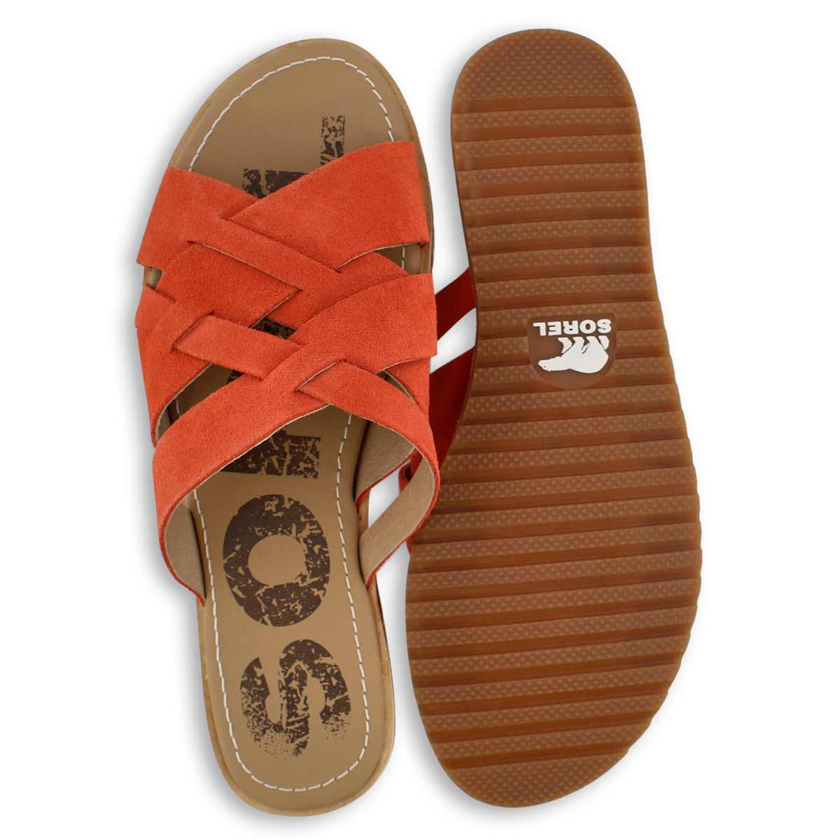 Lds Ella zing casual slide sandal