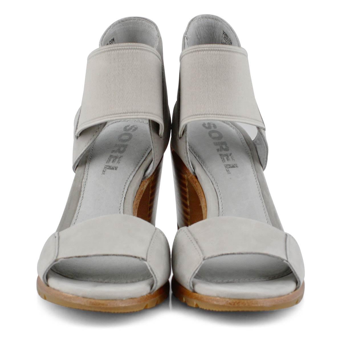 Lds Nadia dove dress sandal