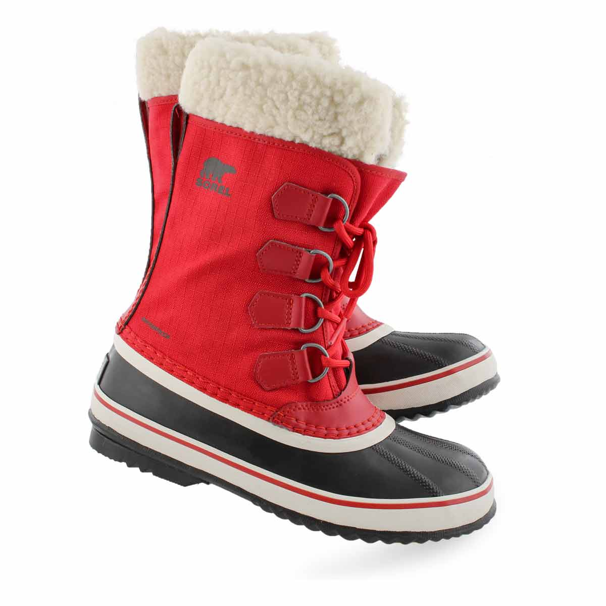 Lds Winter Carnival mtn red wp wntr boot