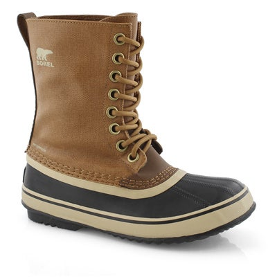 Lds 1964 CVS cml brn wtpf winter boot