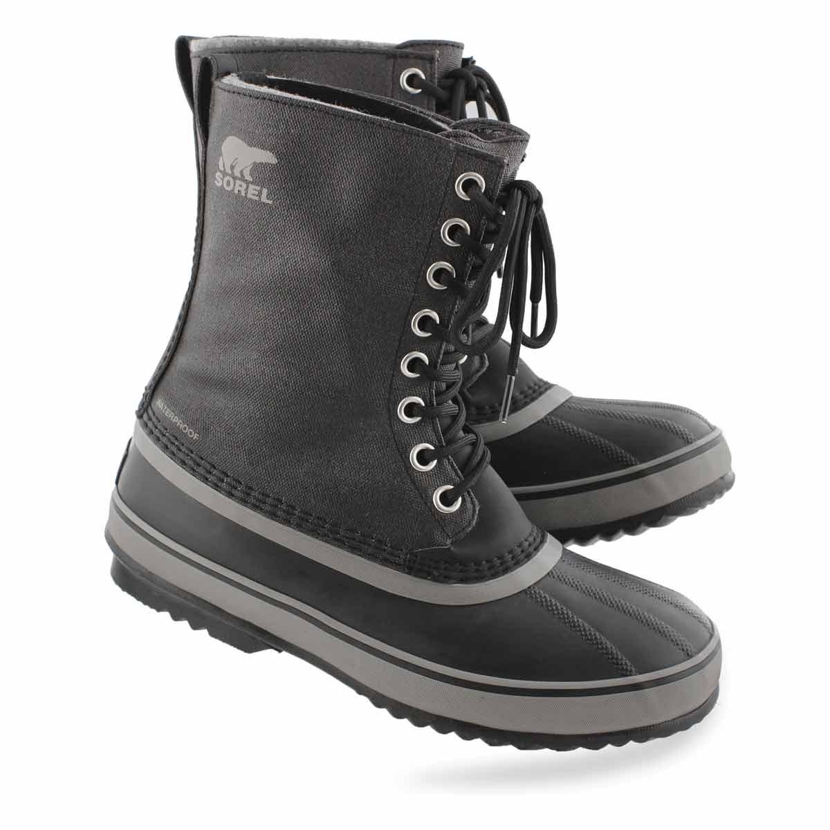Mns 1964 CVS blk/quarry wtpf wntr boot