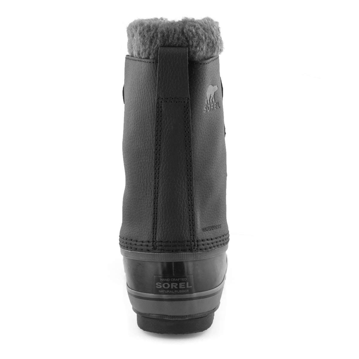Mns 1964 Pac T black wtpf wntr boot