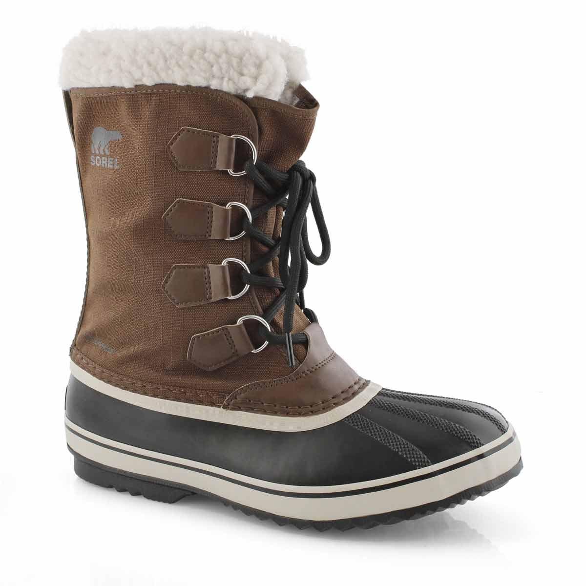 Mns 1964 PAC Nylon black winter boot
