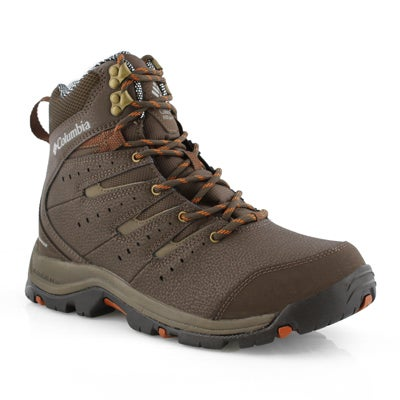Mns Gunnison II OmniHeat brown wtpf boot