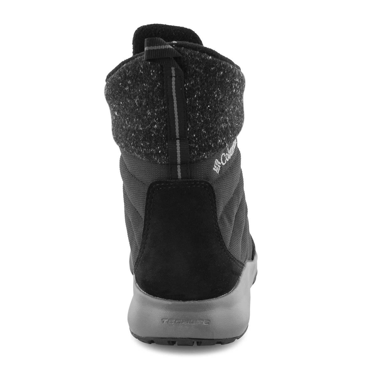 Lds Nikiski black wtpf winter boot