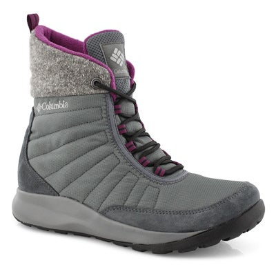 Lds Nikiski graphite wtpf winter boot