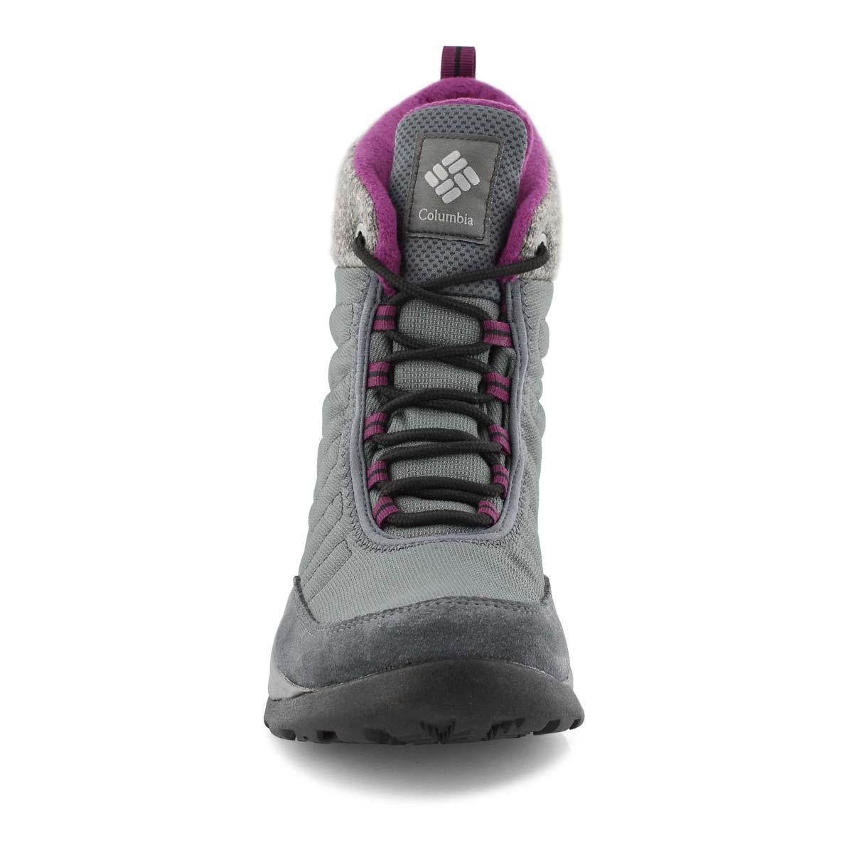 Lds Nikiski graphite wtpf winter boot