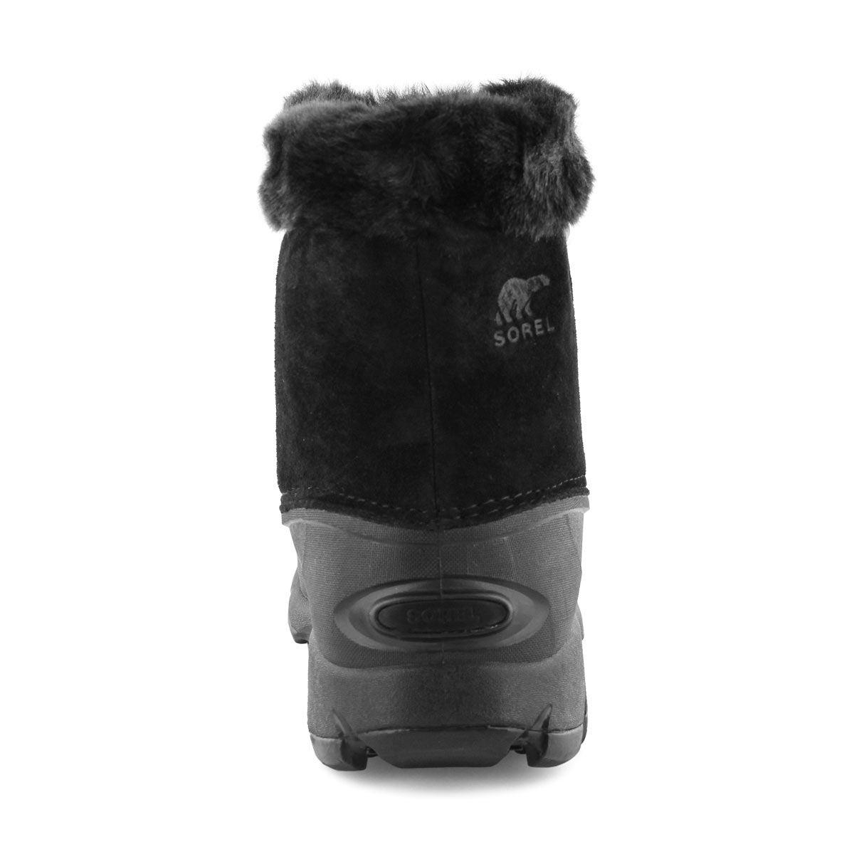 Lds Snow Angel DTV blk wtpf winter boot