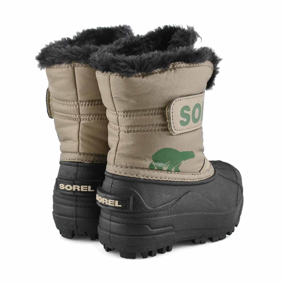 Infs Snow Commander khaki boot