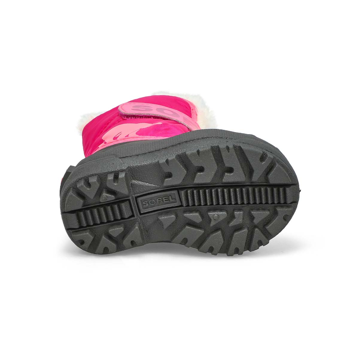 Infs-g Snow Commander pnk/blush boot