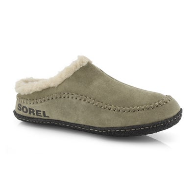 Mns Falcon Ridge II sage/black slipper