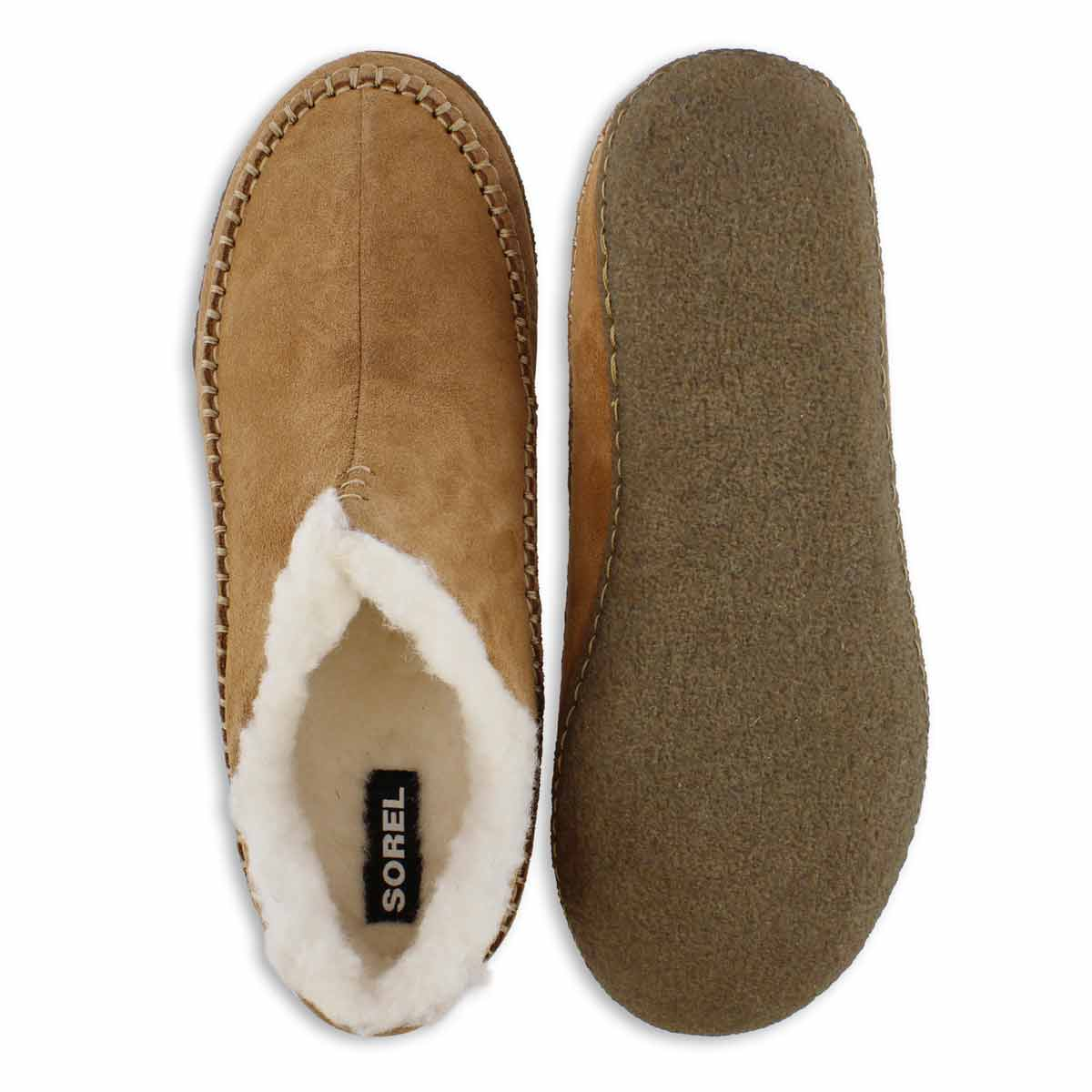 Mns Manawan II elk slipper