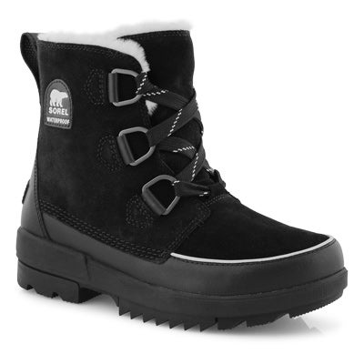 Lds Tivoli IV black wtpf boot