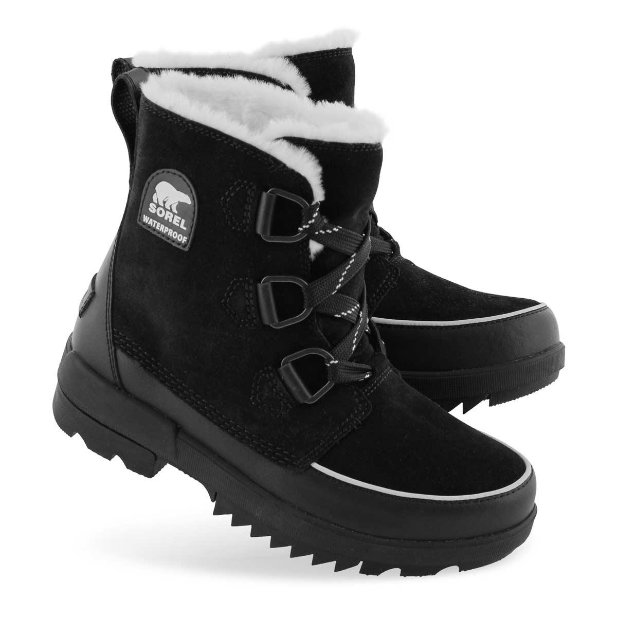 Lds Tivoli IV black wtpf boot