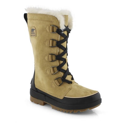 Lds Tivoli IV Tall curry/blk wtpf boot