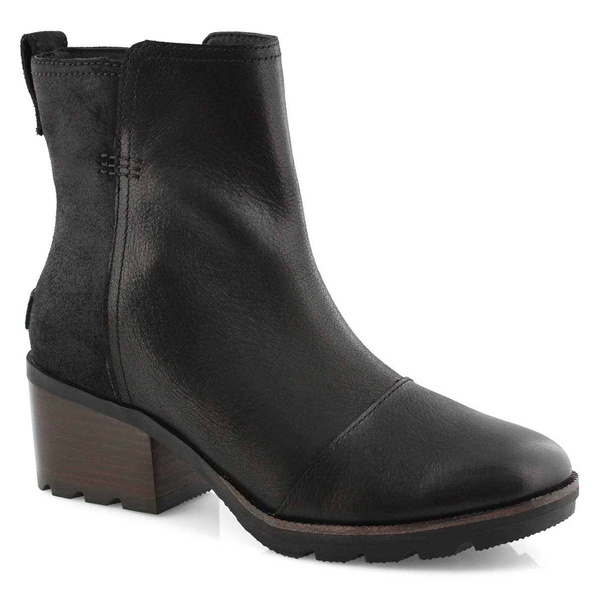 Lds Cate Bootie black wtpf ankle boot