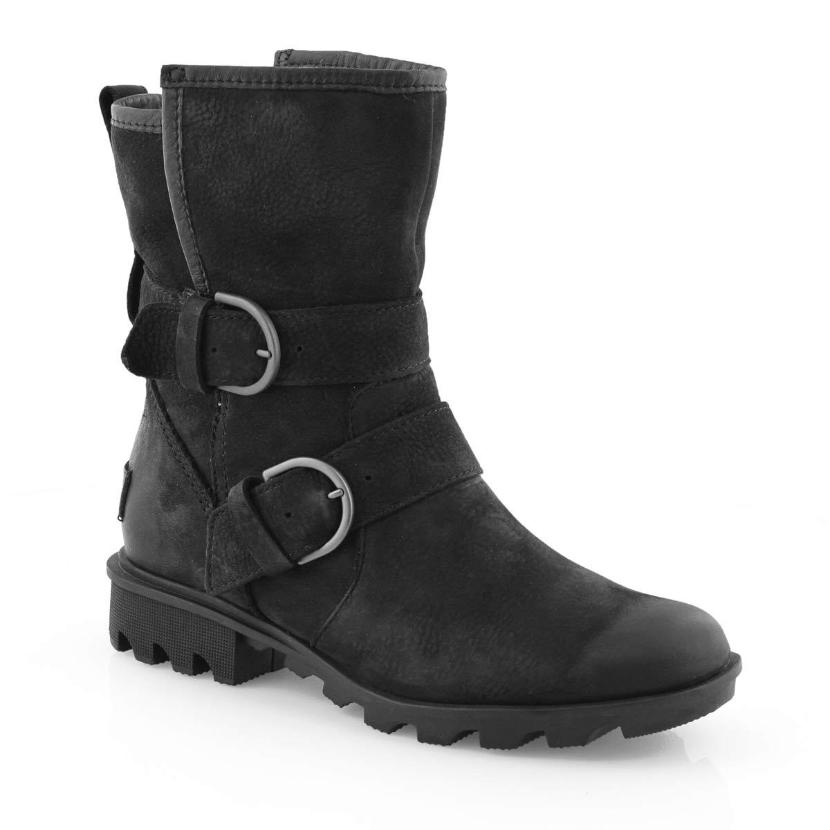 Lds Phoenix Moto Cozy black wtpf boot