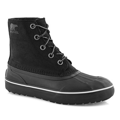 Mns Cheyanne Metro Lace blk winter boot