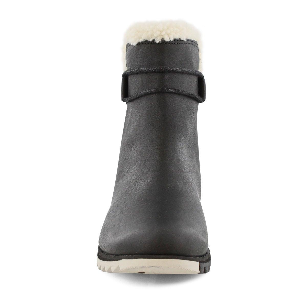 Lds Harlow Bootie Cozy black wtpf boot