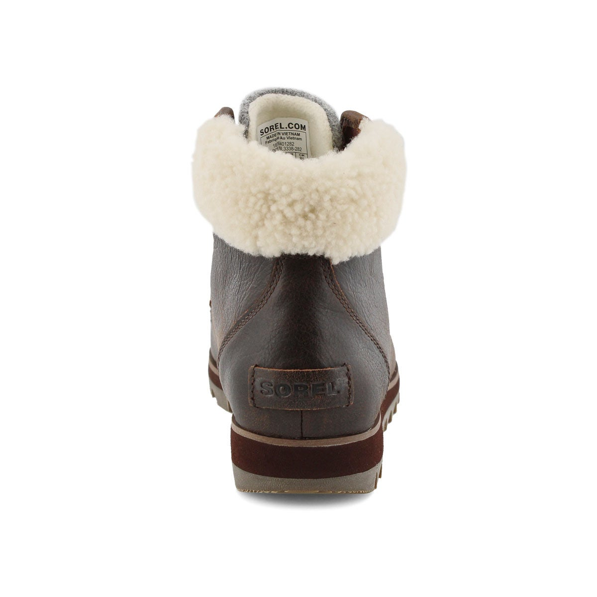 Lds Harlow Lace Cozy burro wtpf boot