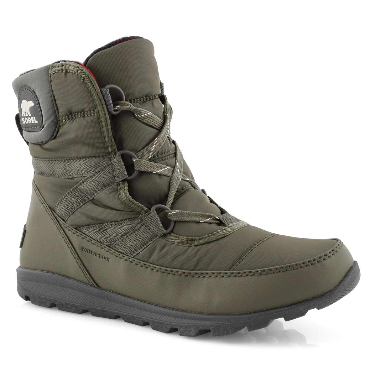 Lds WhitneyShortLace alpn tndra wp boot