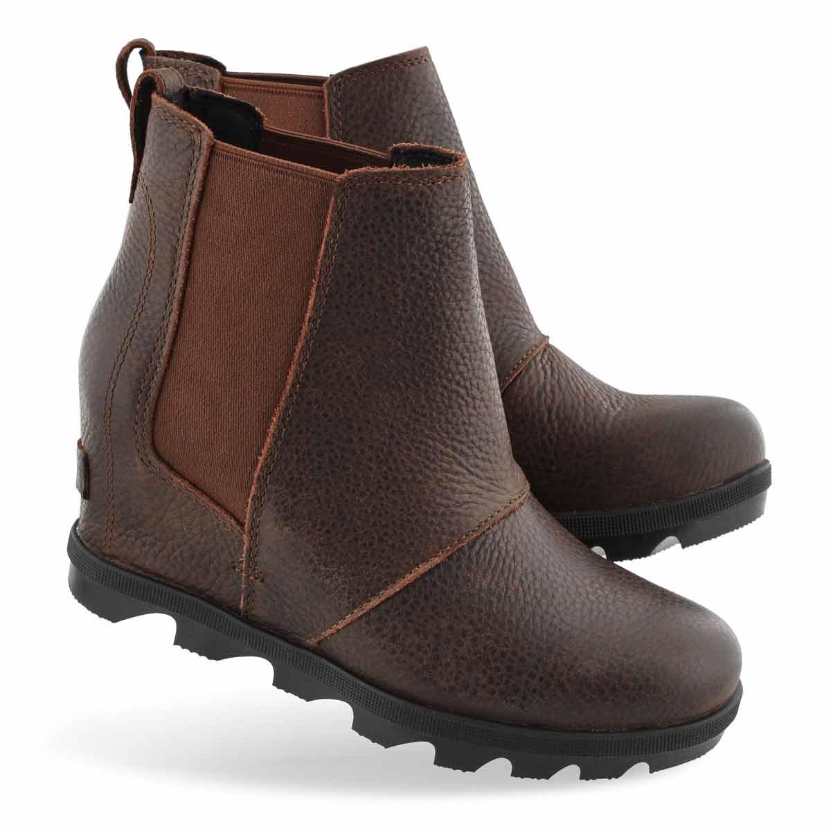 Lds JOA Wedge II Chelsea burro wp boot