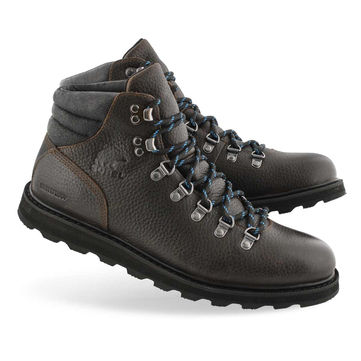 Mns Madson Hiker tobacco wtpf boot
