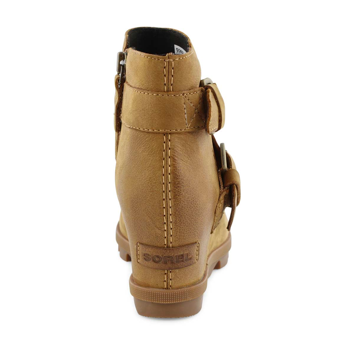 Lds JOA Wedge II Buckle elk wtpf boot