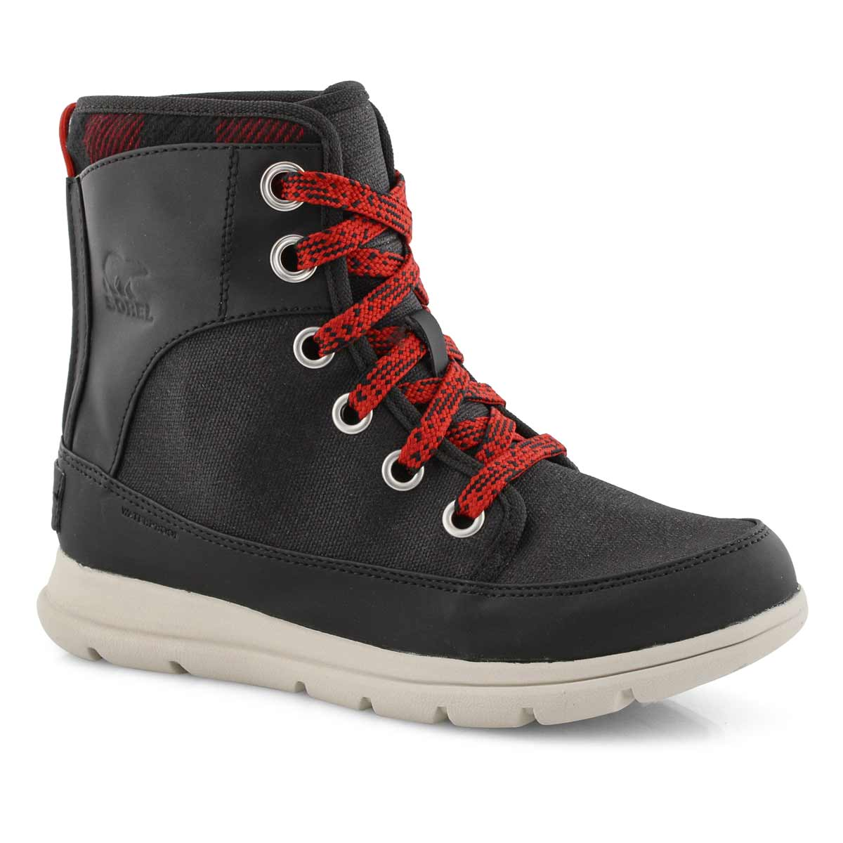 Lds Explorer 1964 black wtpf boot