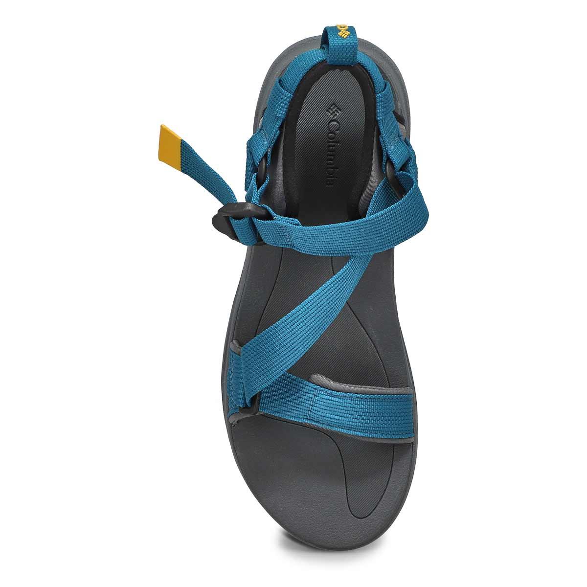 Mns Columbia Sandal gry/blu sport sandal