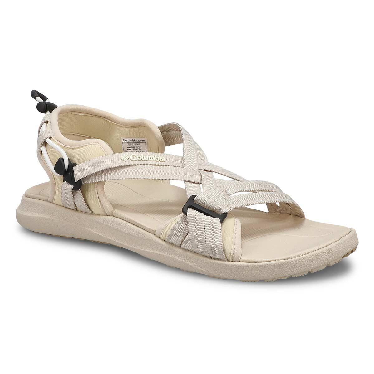 Lds Columbia Sandal white sport sandal