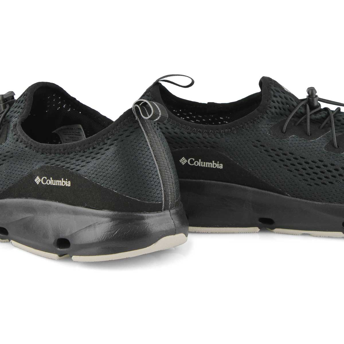 Mns Columbia Vent black fashion sneaker