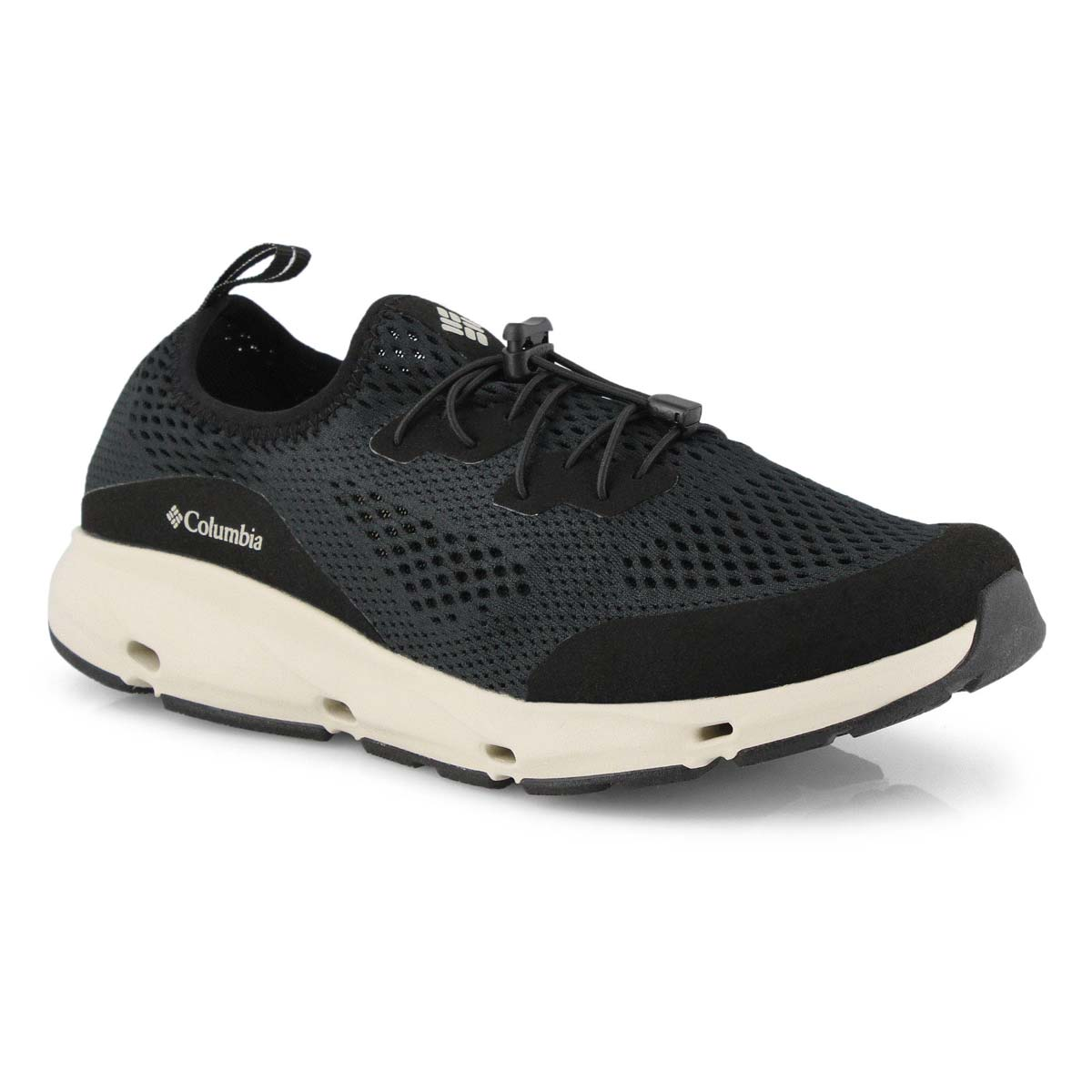 Lds Columbia Vent black fashion sneaker
