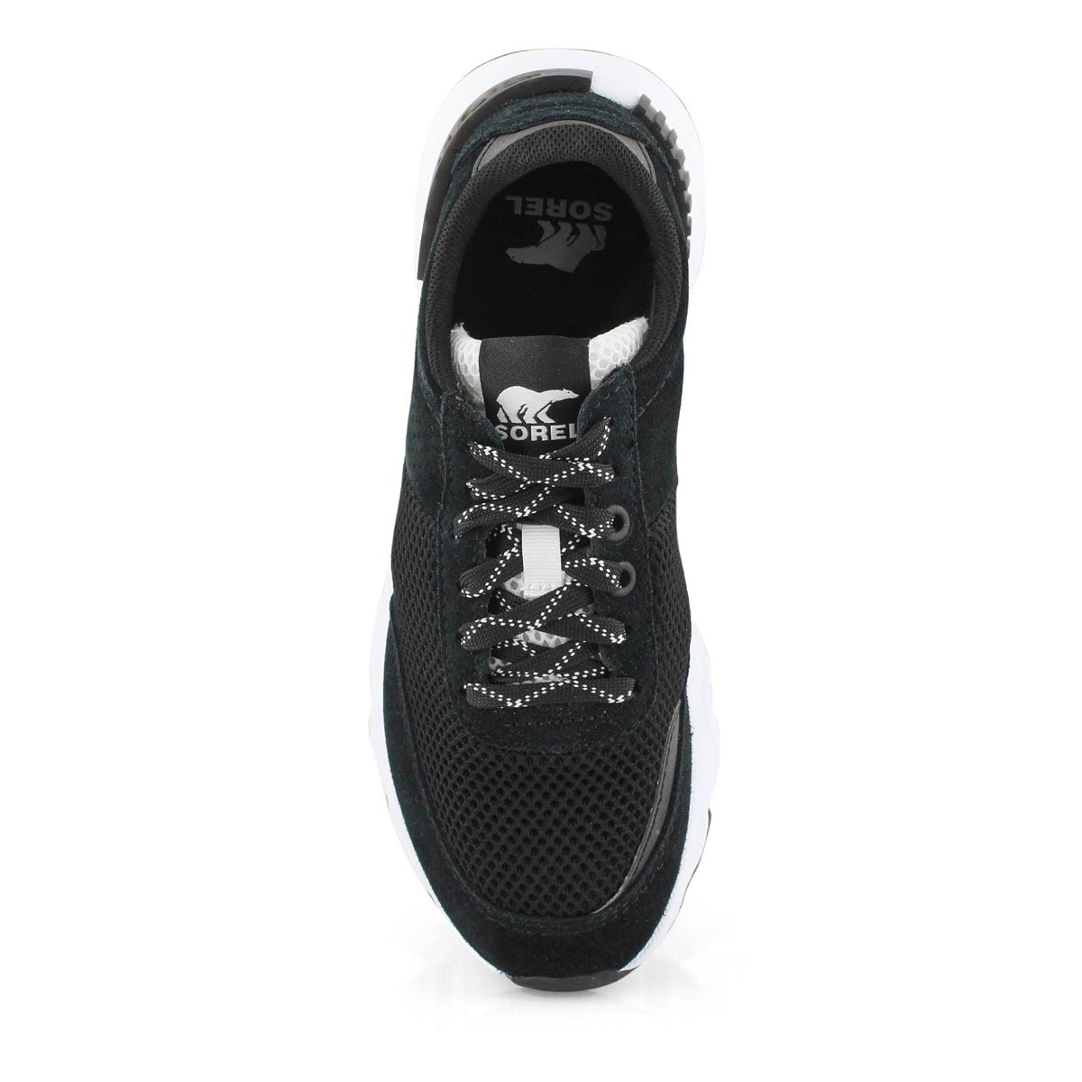 Lds Kinetic Lite Lace black fashion snkr