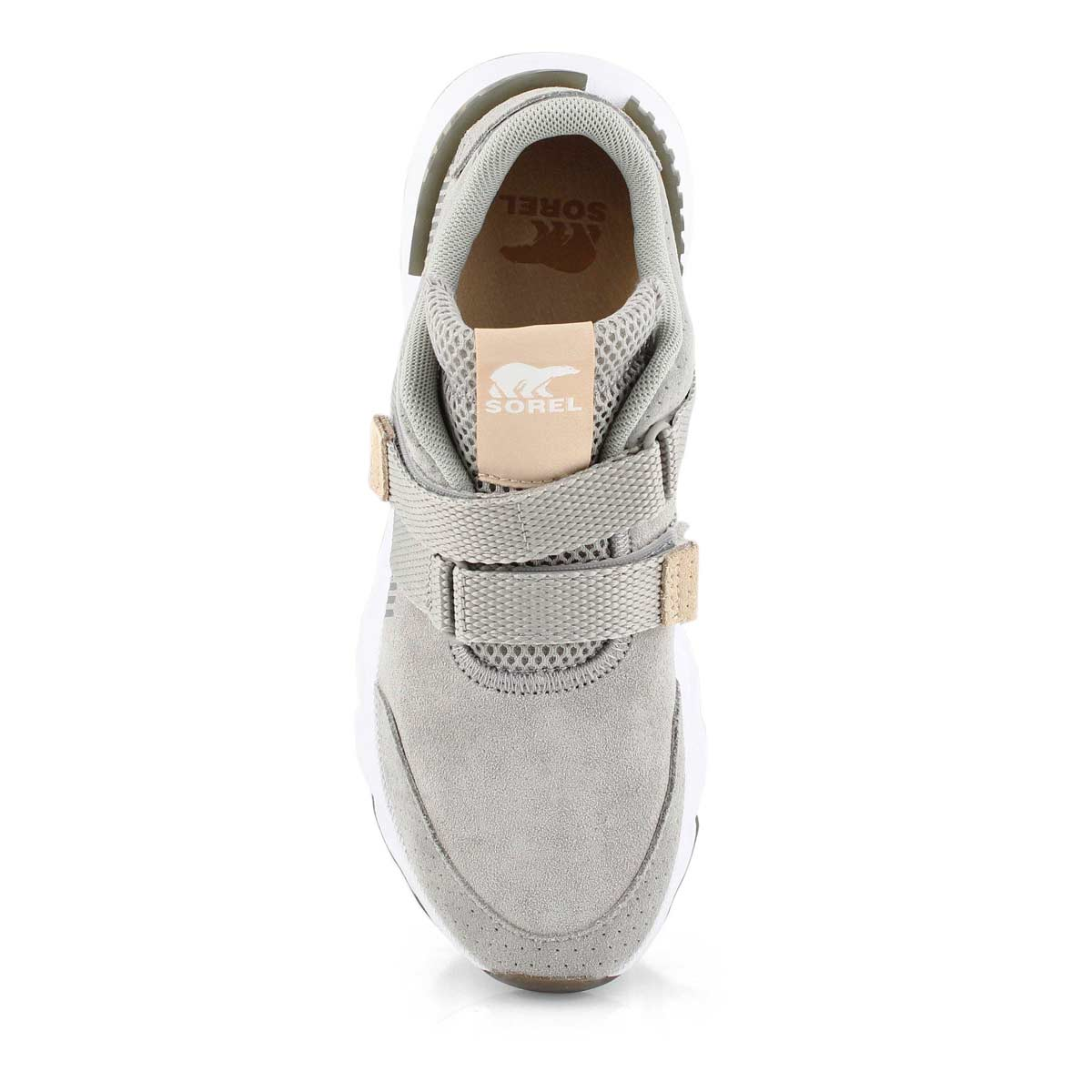 Lds Kinetic Lite Strap dove fashion snkr