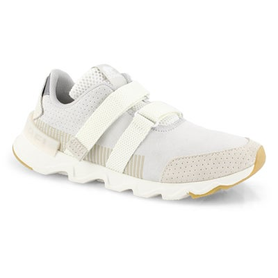 Lds Kinetic Lite Strap wht fashion snkr