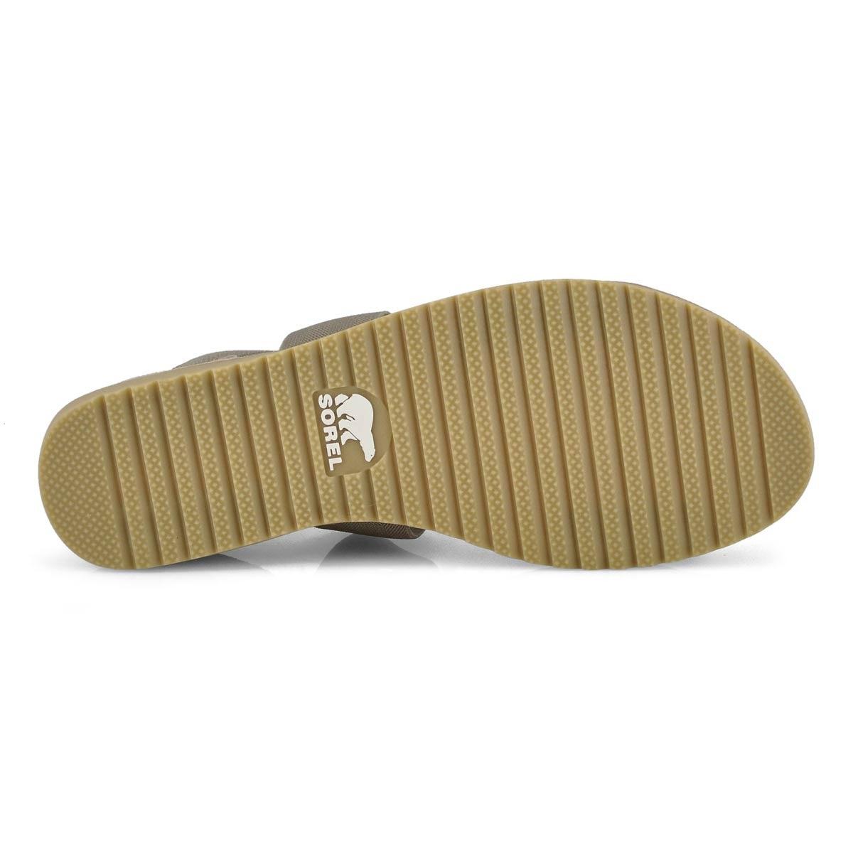 Lds Ella ash brown casual sandal