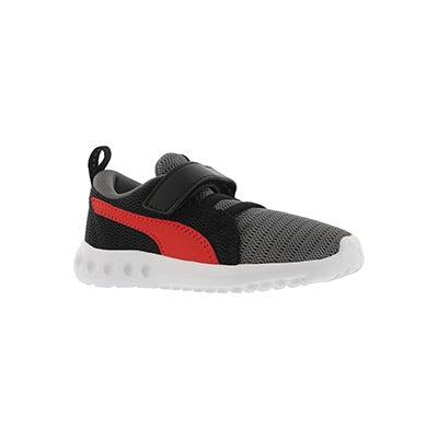 Inf-b Carson 2 V grey/red sneaker