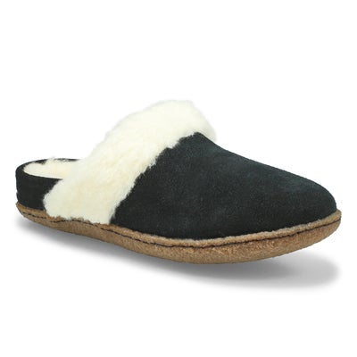 Lds Nakiska Slide II black slipper