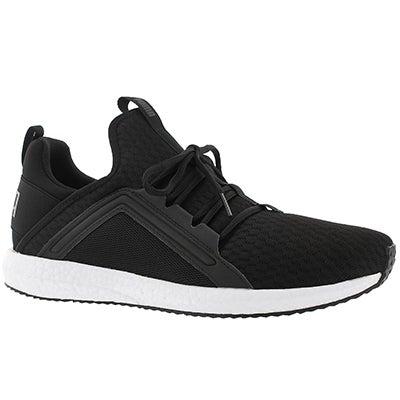 Mns Mega NRGY black slip on sneaker