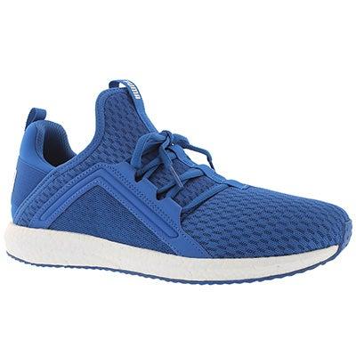 Mns Mega NRGY blue slip on sneaker