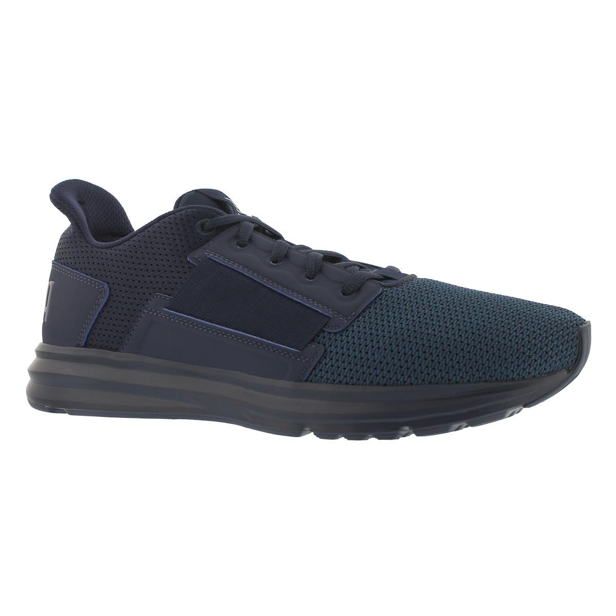 Men's ENZO STREET peacoat blue sneakers