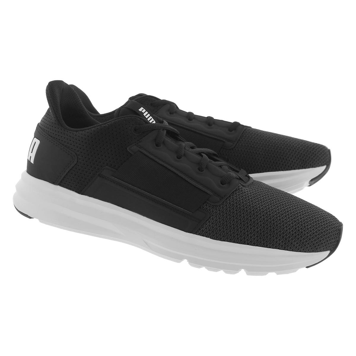 Mns Enzo Street black sneaker