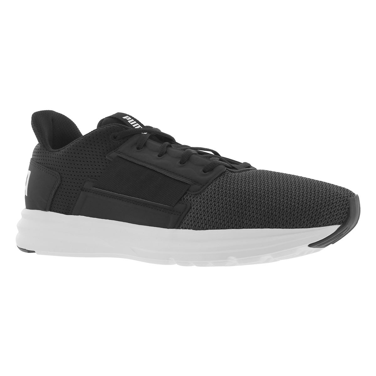 Men's ENZO STREET black sneakers