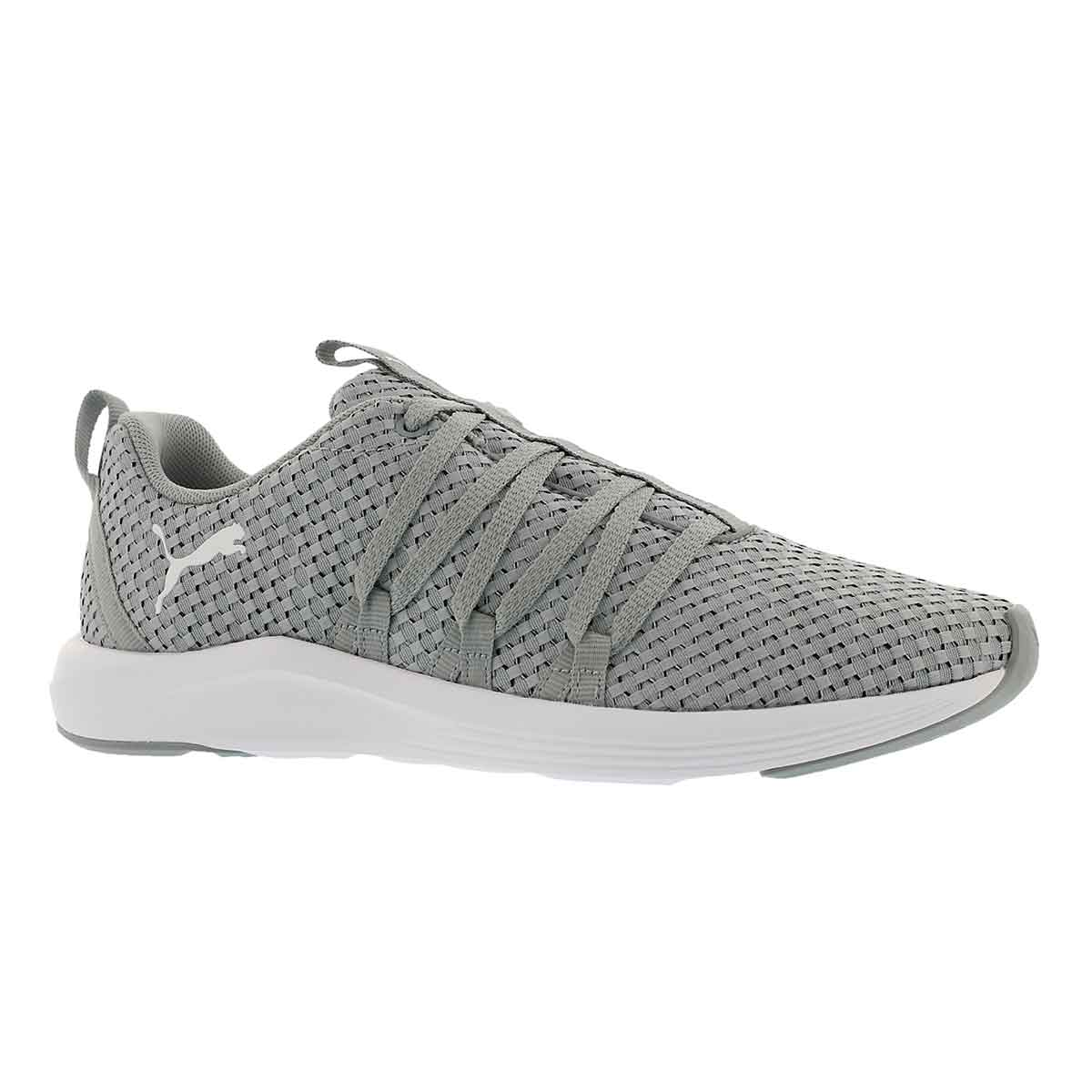 Women's PROWL ALT WEAVE grey slip on sneakers