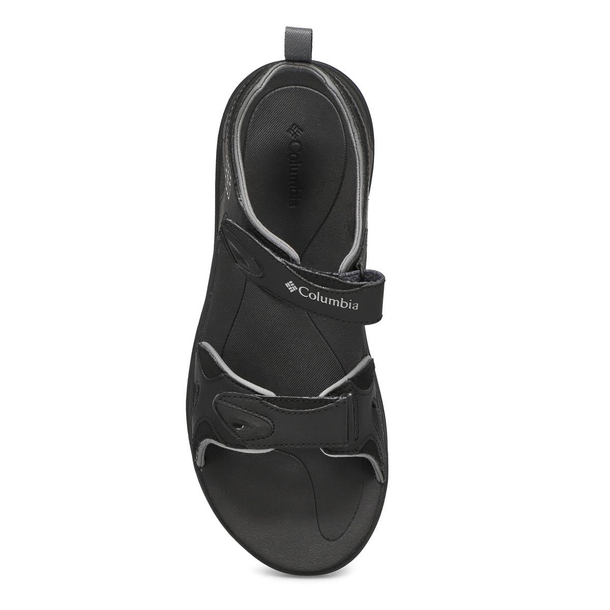 Sandale, Columbia 2 Strap, noir,homme