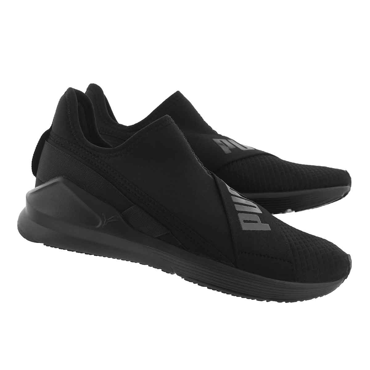 Lds Fierce Slip On black sneaker